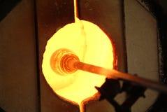 3台吹风机玻璃 免版税图库摄影