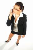 3名企业性感的妇女 免版税图库摄影