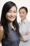 3名女实业家 免版税库存图片