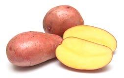 3土豆 库存照片