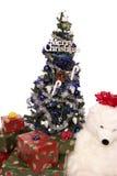 3圣诞树 免版税库存照片