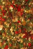 3圣诞树 免版税库存图片