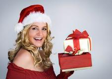 3圣诞老人 免版税库存照片