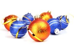 3圣诞节 免版税库存图片