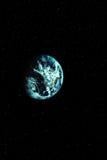 3地球 免版税图库摄影