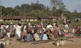 3埃赛俄比亚的市场 免版税库存照片