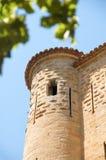 3城堡的主楼 免版税库存照片