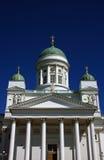 3大教堂赫尔辛基 免版税库存图片