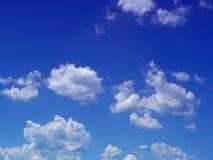 3天空 库存图片