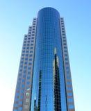 3家银行塔 免版税库存照片