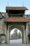 3座城堡门 免版税库存图片