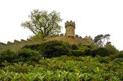 3座城堡warwick 免版税库存图片