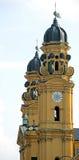 3座钟楼 免版税库存图片