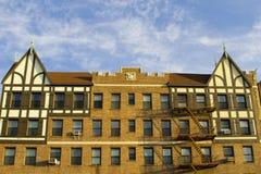 3建筑风格 免版税库存图片