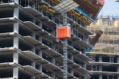 3建筑 免版税库存照片