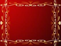 3彩色插图 免版税库存照片