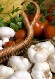 3意大利人意大利面食 免版税库存照片