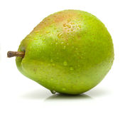 3成熟水多的梨 免版税图库摄影