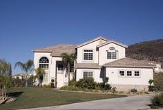 3房子 免版税库存图片