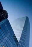 3摩天大楼 免版税图库摄影