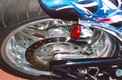 3摩托车 库存照片