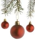 3新的圣诞节 库存照片