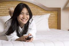 3旅馆客房 免版税库存照片