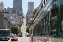 3条弗朗西斯科・圣街道 库存图片