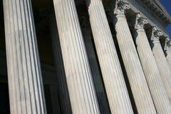 3柱子 免版税库存图片