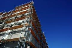 3楼房建筑 免版税库存照片