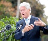 3比尔・克林顿 图库摄影
