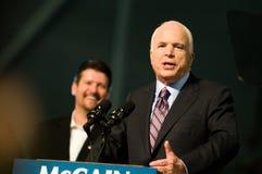 3水平的约翰mccain参议员 免版税库存图片
