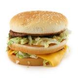 3汉堡包 免版税库存图片