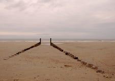 3海岸 库存照片