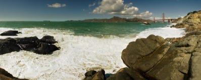 3海湾 免版税图库摄影