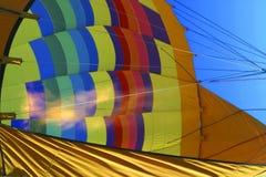 3热的气球 库存照片