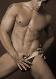 3男性性感的内衣 免版税图库摄影