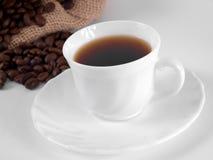3粒豆coffe咖啡 免版税库存图片