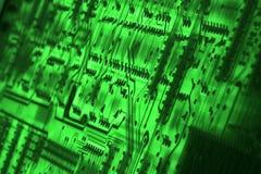 3绿色技术 库存图片