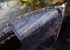 3老小船 库存照片