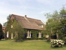 3荷兰房子 图库摄影