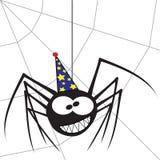 3蜘蛛 皇族释放例证