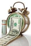 3货币时间 免版税库存图片