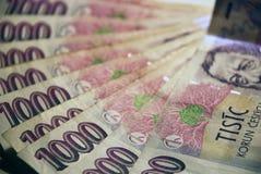 3货币 免版税图库摄影