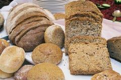 3面包 免版税库存图片
