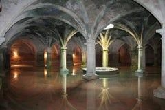 3颗储水池葡萄牙 免版税库存照片
