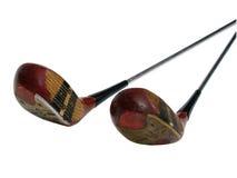 3高尔夫球 免版税库存图片
