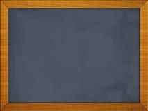 3黑色黑板董事会灰色学校 免版税库存照片
