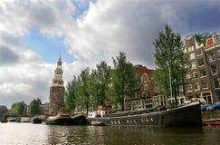 3 Άμστερνταμ Στοκ Εικόνα