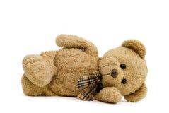 3 αντέχουν νέο teddy Στοκ φωτογραφία με δικαίωμα ελεύθερης χρήσης